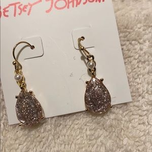 NWT Betsey Johnson earrings